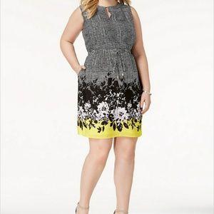 NWOT Ellen Tracy Dress